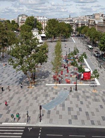 Place de la République / © Pierre-Yves Brunaud. Picturetank