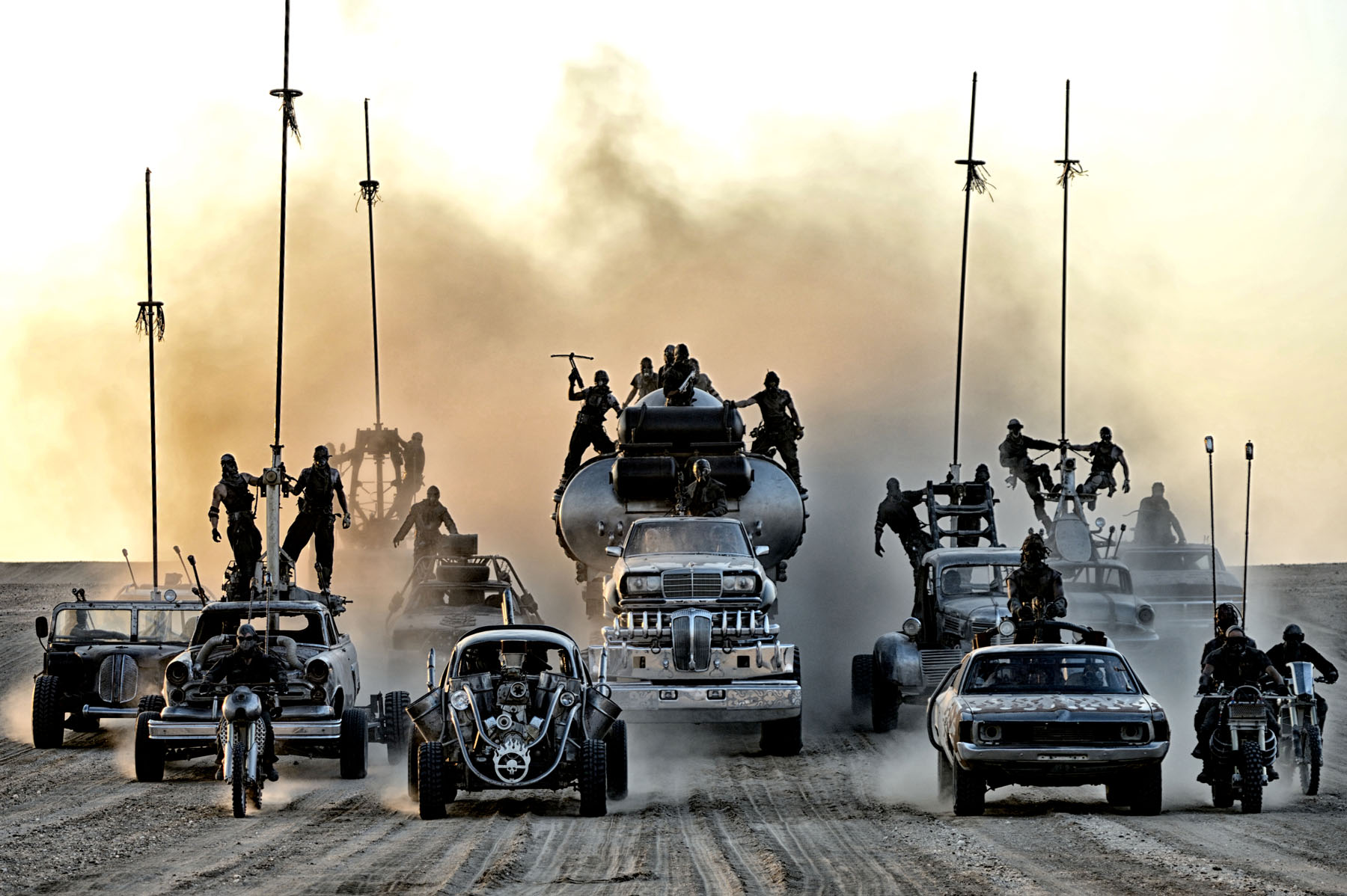"""The four horsemen of the apocalypse are always saddled up and ready to ride roughshod over population growth"" - scene from Mad Max: Fury Road found at http://www.rygestop.co/wp-content/uploads/2015/03/2015-Mad-Max-Fury-Road-Hi-Res-Wallpaper-up8cq-Free.jpeg"